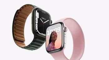 Новые умные часы Apple Watch Series 7 получили увеличенный экран