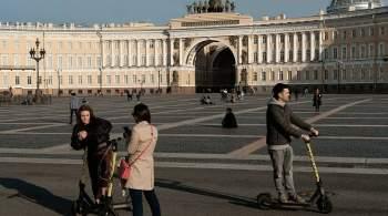 В Госдуме оценили идею об ограничении скорости самокатов в Петербурге