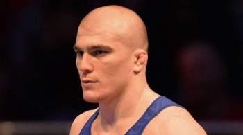 Борец-классик Евлоев пробился в полуфинал Олимпийских игр