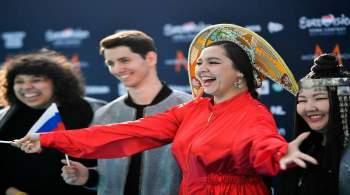 Выступление Манижи на Евровидении довело иностранцев до слез