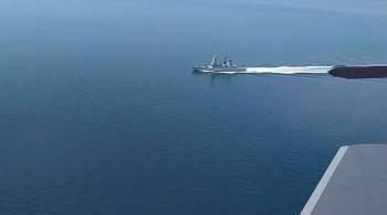 Рассеянный: Лондон нашел крайнего в инциденте с эсминцем?