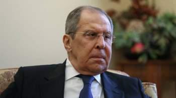 Лавров оценил интеграционные соглашения России и Белоруссии
