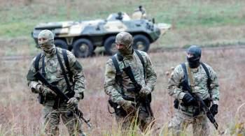 В Мурманской области во время тренировочных занятий погибли два сотрудника Росгвардии