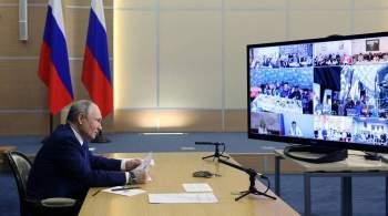 Нежадный мужик . Путин предложил олигарху помочь многодетным семьям