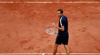 Даниил Медведев вышел в финал турнира на Мальорке
