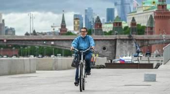 Почти каждый десятый россиянин летом добирается до работы на велосипеде