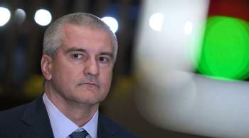 Глава Крыма назвал несоблюдение масочного режима в транспорте катастрофой